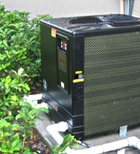 Electric Heat Pump Pool Heater